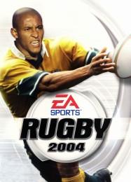 Обложка игры Rugby 2004