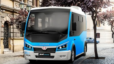 "Euro Truck Simulator 2 "" Karsan Jest v1.60 (1.40.x)"""