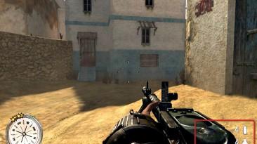 "Call of Duty 2 ""Глабальный оруженый мод - Back2front. Terminator. v1.2"""