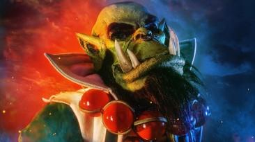 """""""Лок'Тар огар!"""" - косплей на Тралла из Warcraft"""