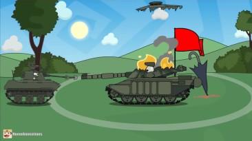 ТанкоМульт Armored Warfare : 24 Тяжелые дни БМД 2