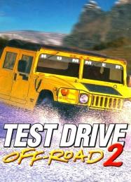 Обложка игры Test Drive Off-Road 2