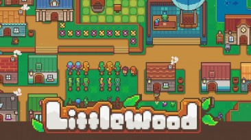 "Медитативная ролевая игра ""Littlewood"" появится на Nintendo Switch в этом месяце"