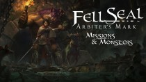 "Скоро выйдет расширение ""Missions and Monsters"" для Fell Seal: Arbiter's Mark"