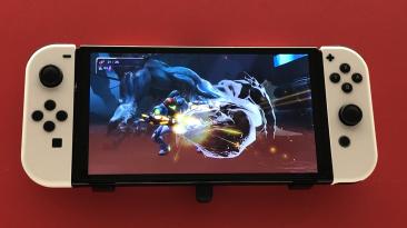 Появились первые реальные фото обновленной Nintendo Switch с OLED-экраном