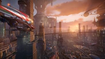 """Allods Team представила """"голоса"""" персонажей Skyforge вновом видеоролике"""