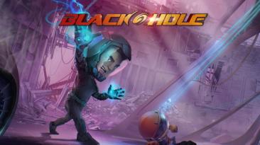 Через две недели на консолях выйдет платформер Blackhole с путешествиями внутри чёрной дыры