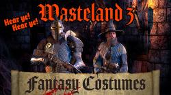 В обновлении 1.3.0 для Wasteland 3 появятся костюмы волшебника и рыцаря, а также новый лёгкий режим