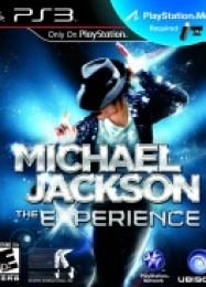 Обложка игры Michael Jackson: The Experience