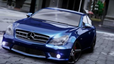 "Grand Theft Auto 4 Mercedes CLS 6.3 W219"""