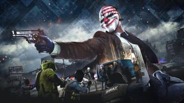 """Payday 2 """"Рестарт игры в серии преступлений [Mega_Mozg]"""""""