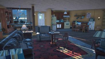 """Фанат создал в Far Cry 5 квартиру Леонарда и Шелдона из """"Теории Большого Взрыва"""""""