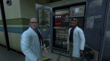 Команда ремейка Black Mesa предоставила первый взгляд на измерение Зен