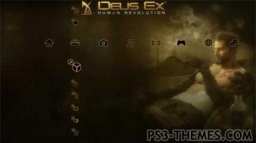 "Deus Ex Human Revolution ""тема для ps3"""