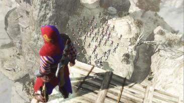 "Assassin's Creed ""Наряд клоуна"""