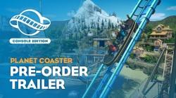 Planet Coaster: Console Edition выйдет 10 ноября для Xbox Series, Xbox One и PS4; 12 ноября для PS5