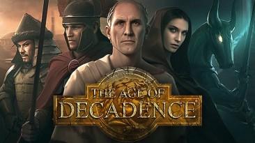Состоялся релиз изометрической RPG The Age of Decadence