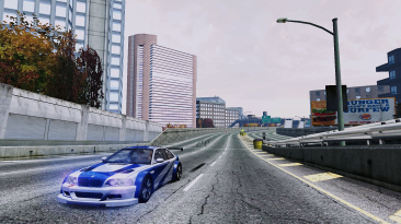 """Need for Speed: Most Wanted """"Сборка модов - Summertime"""""""