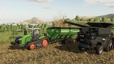 В Farming Simulator 19 вышел крупный патч и новая функция
