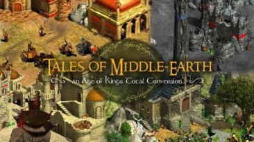 "Age of Empires 2: Age of Kings ""Tales of Middle Earth"""