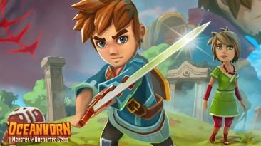 Oceanhorn: Monster of Uncharted Seas создана для поклонников Zelda
