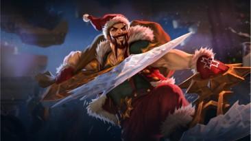 """В League of Legends стартовало праздничное событие """"Здравствуй, Дрейвен, Новый год!"""""""