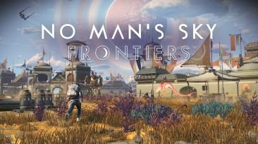 """No Man's Sky """"Патч v3.60 - Frontiers"""""""