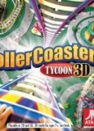Обложка игры RollerCoaster Tycoon 3D