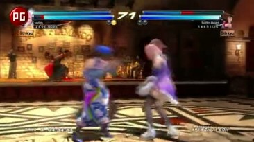 Видеообзор - Tekken Tag Tournament 2
