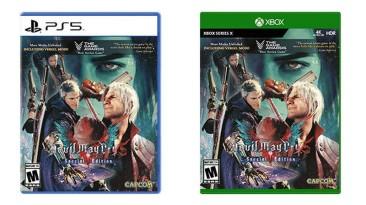 Devil May Cry 5: Special Edition выйдет на дисках с небольшой задержкой - Capcom рассказала, когда