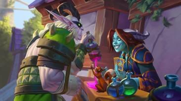 """Blizzard представила новое дополнение для Hearthstone - """"Сплоченные Штормградом"""""""