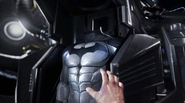 Batman: Arkham VR неожиданно получает поддержку контроллера Index от компании Valve