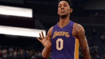 NBA Live 16: трейлер с E3