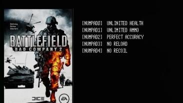 Battlefield: Bad Company 2: Трейнер/Trainer (+5) [Latest: 03.08.2016] {LIRW / GHL}