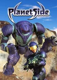 Обложка игры PlanetSide
