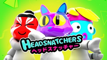 Headsnatchers можно будет получить бесплатно в Стиме