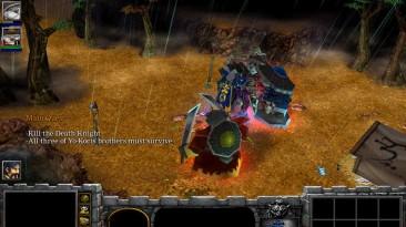 "Warcraft 3 TFT ""Кампания - Спасение Пандарии"""