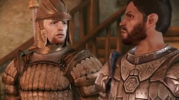 Dragon Age - Legend of the Grey Guard - Epizode 1 - Part 2