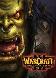 Обложка игры Warcraft 3: Reign of Chaos