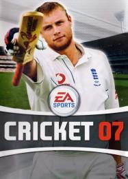 Обложка игры Cricket 07