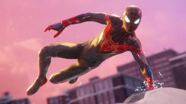 Игроки остановили 190 миллионов преступлений в Spider-Man: Miles Morales