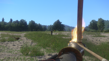 """Kingdom Come: Deliverance """"Огненные стрелы 1.0 для 1.9.5"""""""