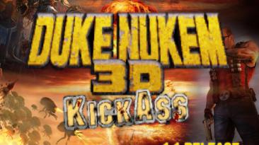 """Duke Nukem 3D """"KickAss Duke"""""""