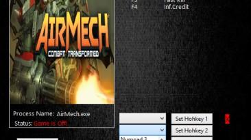 AirMech: Трейнер/Trainer (+4) [51506] {MrAntiFun}