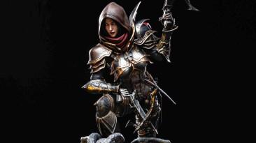 Mayflies Studio анонсировала фигурку Охотницы на демонов из игры Diablo 3