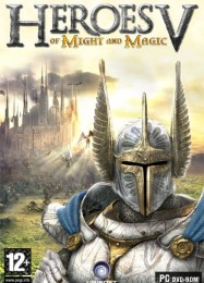 Обложка игры Heroes of Might and Magic Online