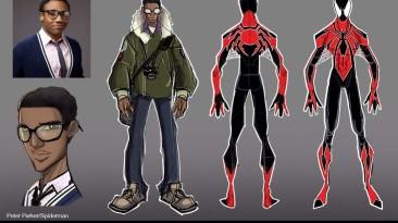 "Spider-Man: Web of Shadows ""Amazing Miles Morales"""