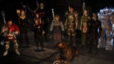 """Dragon Age: Origins """"Replacer брони и оружия из Пробуждения"""""""