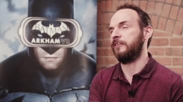 Разработка Batman Arkham PS VR