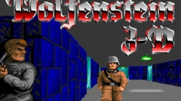 Wolfram - современный римейк Wolfenstein 3D